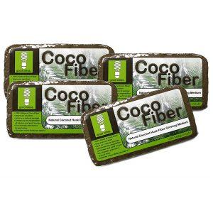 Coco Compost Fiber
