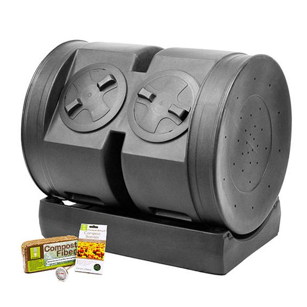 Compost Wizard Dual Senior Starter Kit
