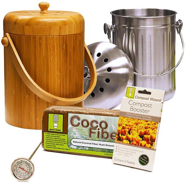 Compost Wizard Essentials Kit