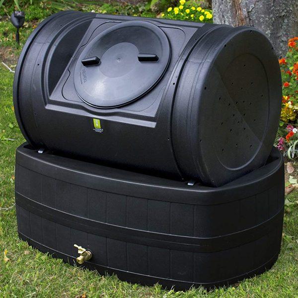 Compost Wizard Hybrid Composter & Rain Barrel