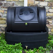 Compost Wizard Hybrid Composter & Rain Barrel front