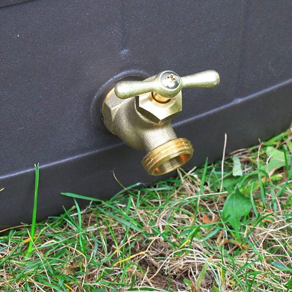 Compost Wizard Hybrid Composter & Rain Barrel Spigot