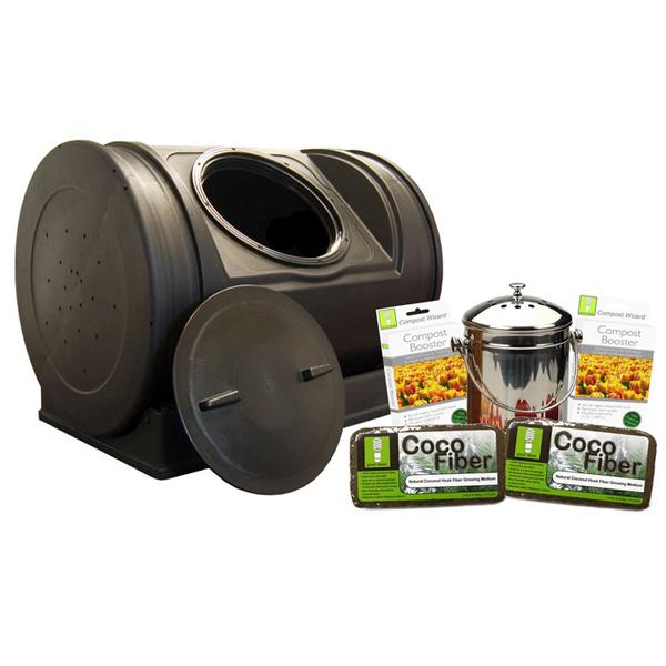 Compost Wizard Recycle Bin Starter Kit