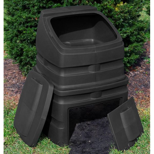 compost wizard standing bin kit