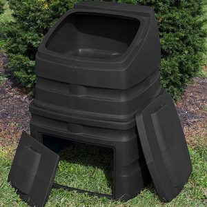 compost wizard standing bin unit
