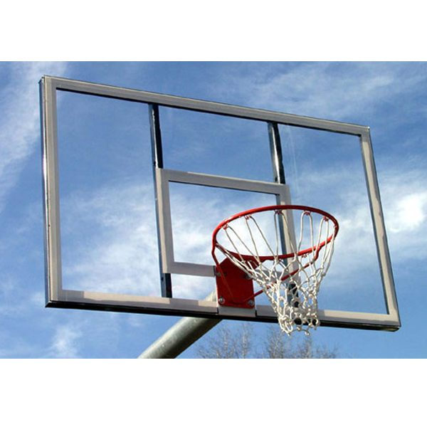 Heavy Duty Bent Post Basketball Backstop