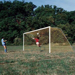 Official Steel Soccer Goal