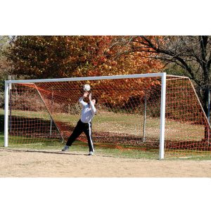 Official Steel Soccer Goal Net