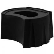 Rain Barrel Universal Stand black