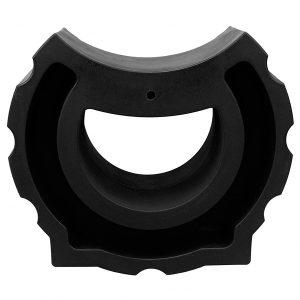rain barrel universal stand black bottom