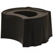 Rain Barrel Universal Stand dark brown