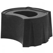 Rain Barrel Universal Stand dark granite