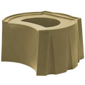 Rain Barrel Universal Stand Desert Sand