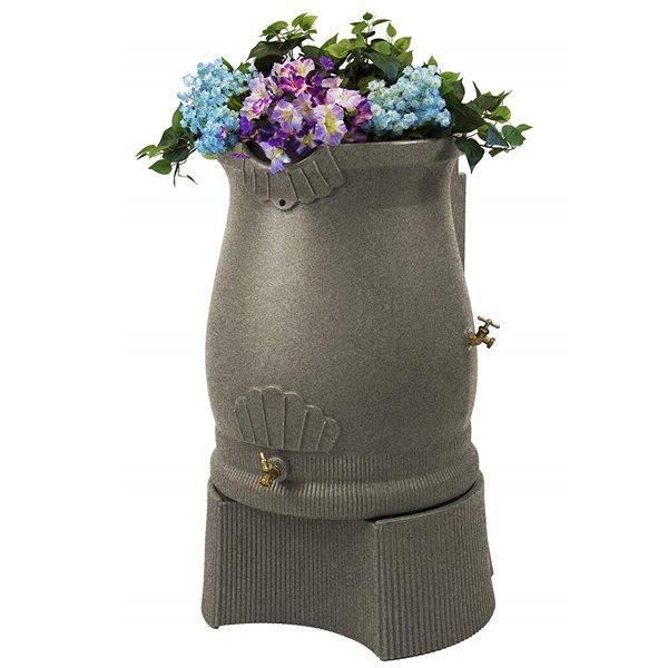 Rain Barrel Urn Stand Kit