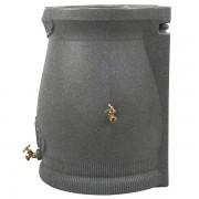 Rain Wizard 50 Gallon Urn Rain Barrel light granite
