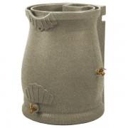 Rain Wizard 50 Gallon Urn Rain Barrel sandstone