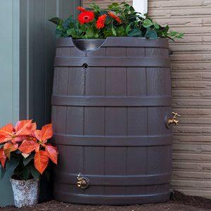 Rain Wizard 65 Gallon Rain Barrel