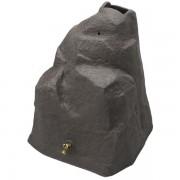 Rain Wizard 42 Gallon Rock Rain Barrel dark granite