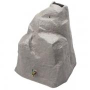 Rain Wizard 42 Gallon Rock Rain Barrel light granite