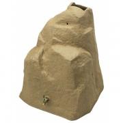Rain Wizard 42 Gallon Rock Rain Barrel sandstone