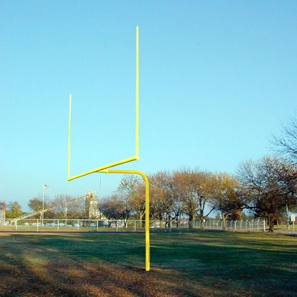 Single Post Pitch Fork Football Goal
