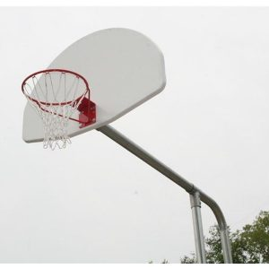 Tandem 6 Basketball Backstop Goal