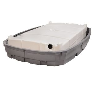 Waste Holding Tank Containment Tray Kit