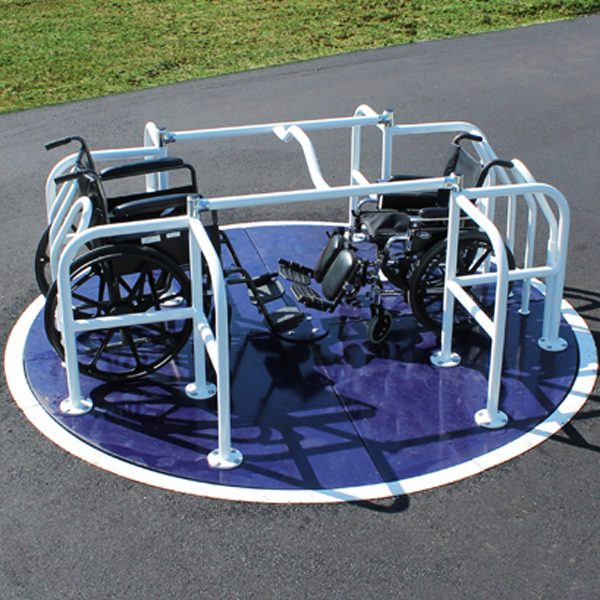 Wheelchair Accessible Merry Go Round