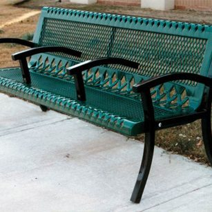 park benches nav