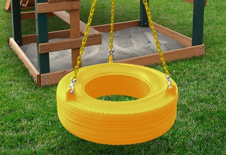 residential swing accessories