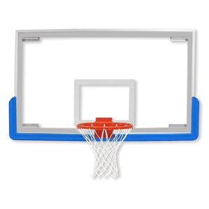 Rectangular Glass Backboard