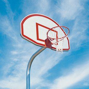 Basketball Gooseneck System Galvanized