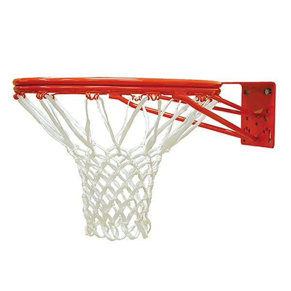 Double Rim Basketball Goal