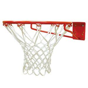 Economy Single Rim Basketball Goal