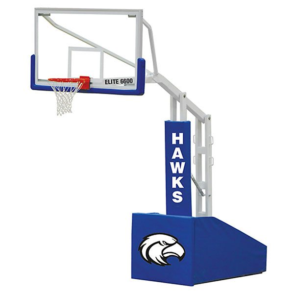 Elite 6600 Portable Basketball System