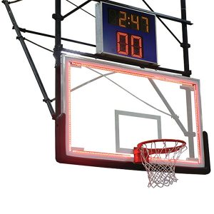 LED Basketball Backboard Light Kit