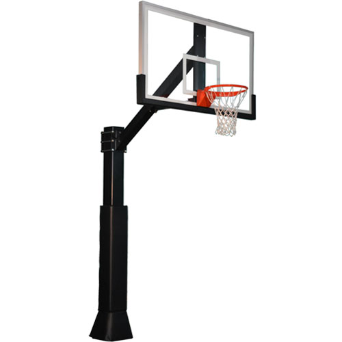 Playground Fixed Height Basketball System Goal