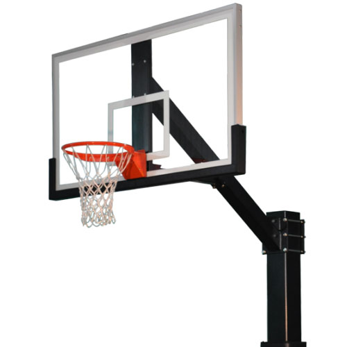 Playground Fixed Height Basketball System