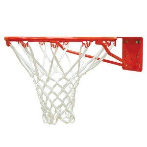 Single Rim Basketball Goal