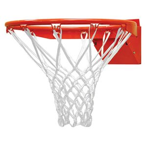 Single Rim Flex Basketball Goal