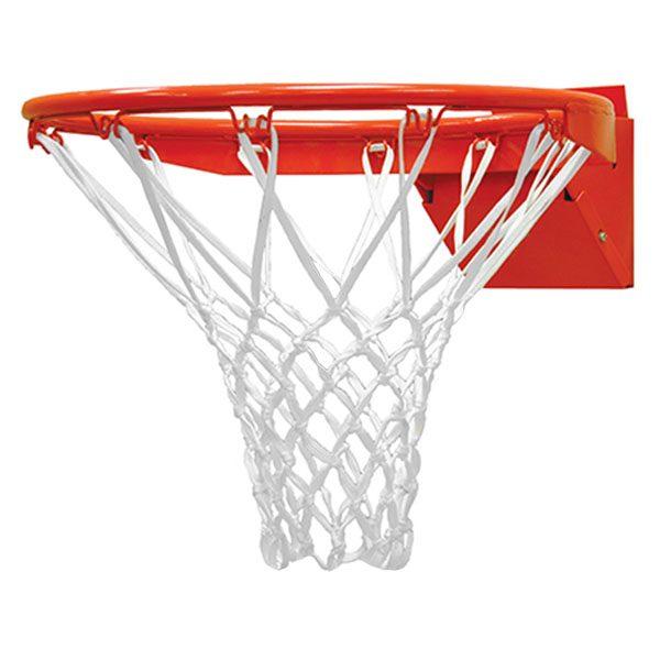 Single Rim Flex Basketball Goal