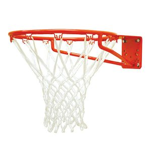Single Rim Super Basketball Goal