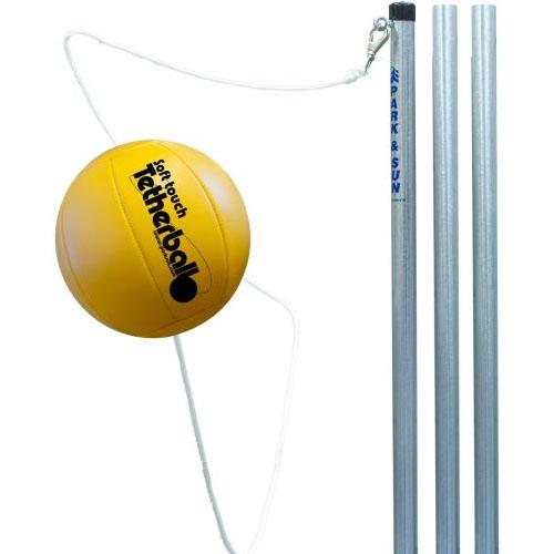 Tetherball Pole Set