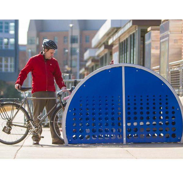veloport bike locker storage