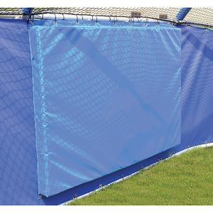 big league professional batting cage padding