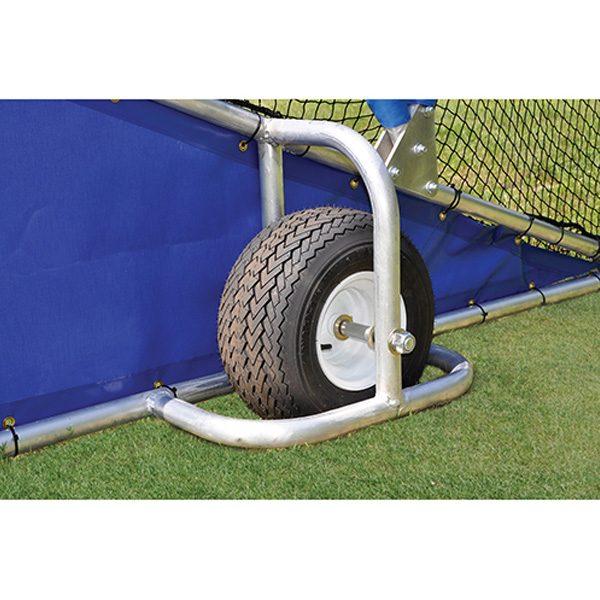 big league professional batting cage tires