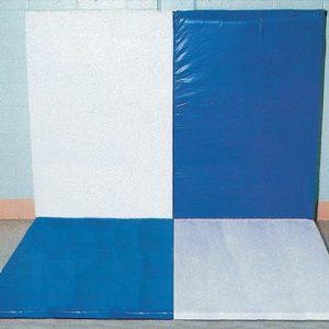 dual purpose wall tumbling mat