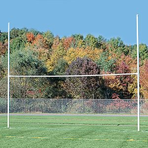 H-Frame Football Goal Post Set