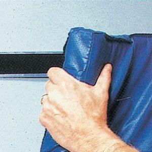 hook loop closure wall hanging strip