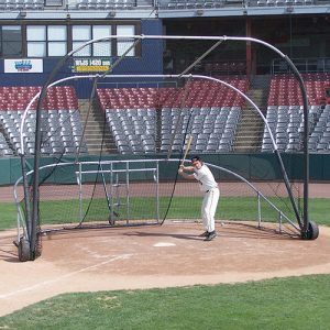 little slam portable batting cage